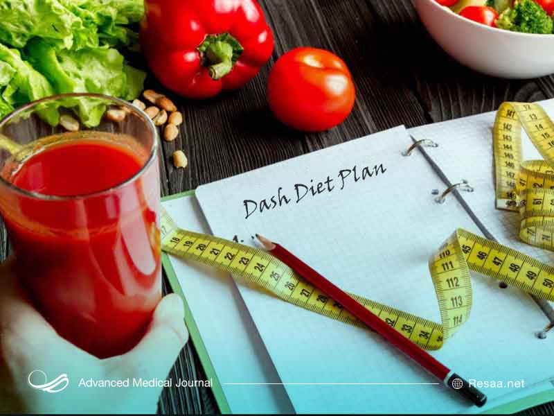 رژیم غذایی مناسب برای فشار خون