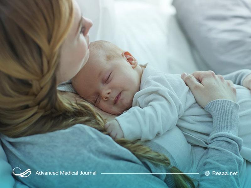 چگونه خواب نوزاد را تنظیم کنیم؟