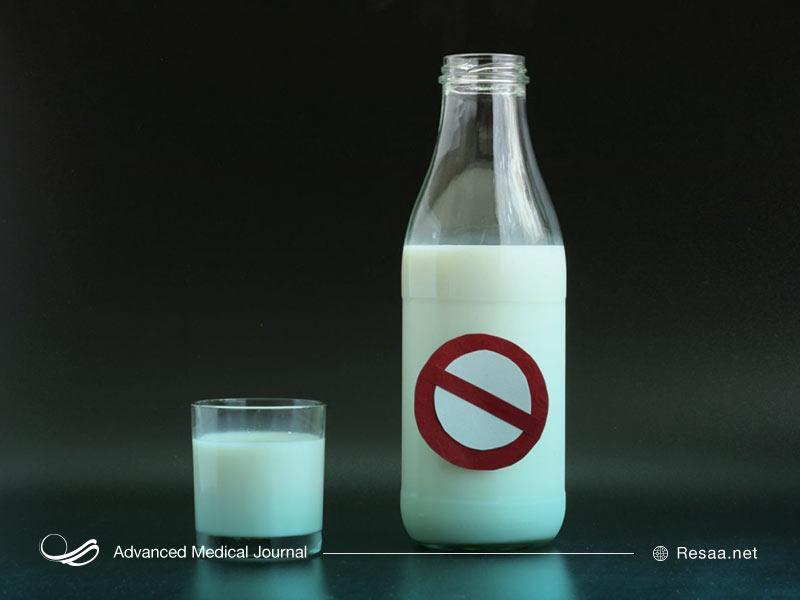 چرا به لاکتوز حساسیت پیدا میکنیم