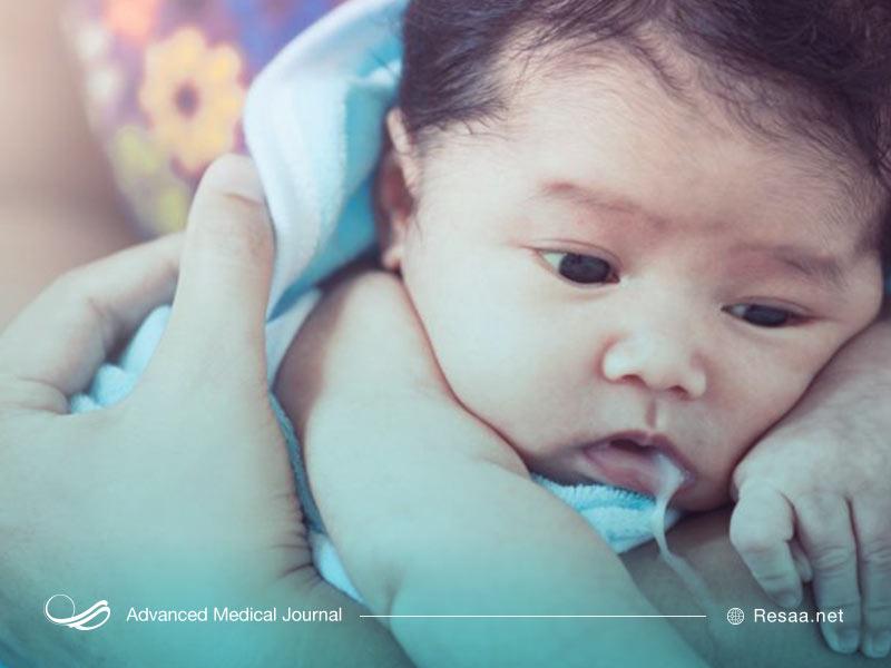 عوامل رفلاکس در نوزادان