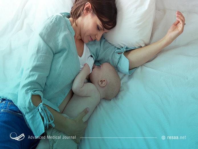 شیردهی قبل از شش ماهگی نوزاد موجب جلوگیری از بارداری میشود