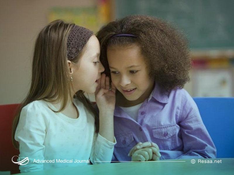 روابط اجتماعی کودکان