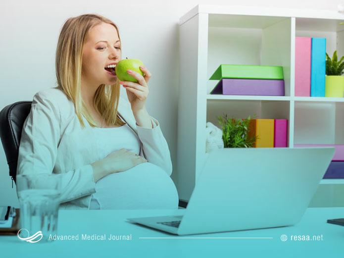 در دوره بارداری چه غذاهایی بخوریم