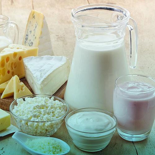 حساسیت بدن به کازئین شیر
