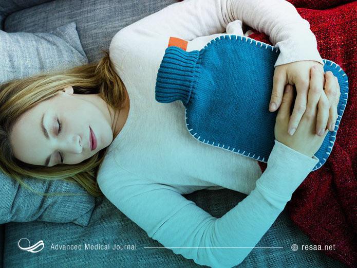 در هفته های 12 تا 16 بارداری خوابیدن آسانتر میشود اما بدلیل سنگینی شکم، به کمر فشار وارد میشود