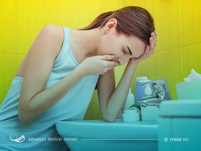 حالت تهوع در دوران بارداری یکی از علائم رایج میباشد.