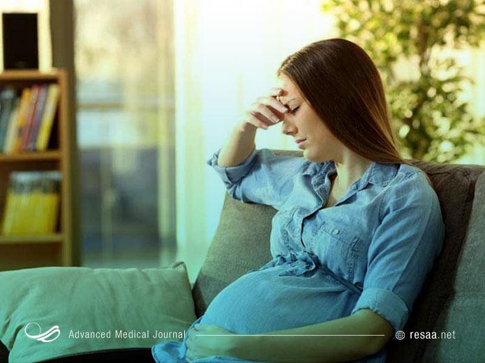 بارداری با پریودی تفاوتهایی در نشانه ها و علائم دارد