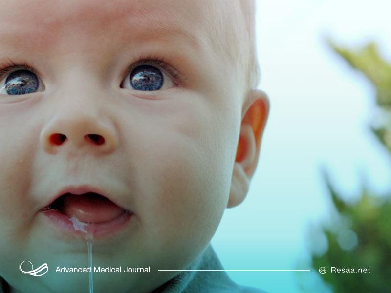 بهبود و درمان رفلاکس در نوزادان