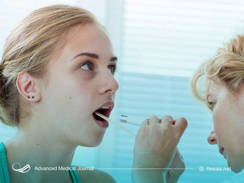 تنفس از دهان یکی از عواملی است که خشکی گلو را تشدید میکند.