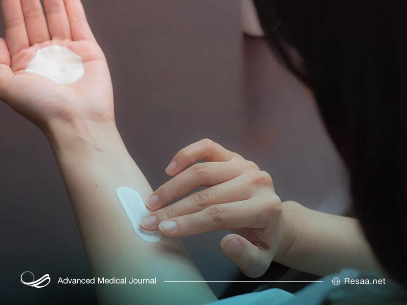 راههای درمان اگزما