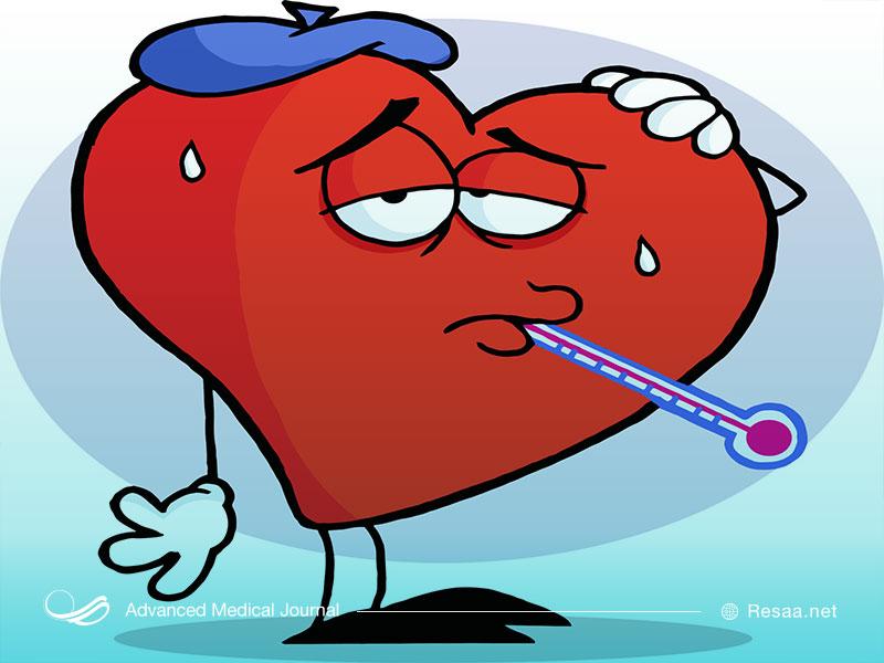 انواع بیماری های قلبی