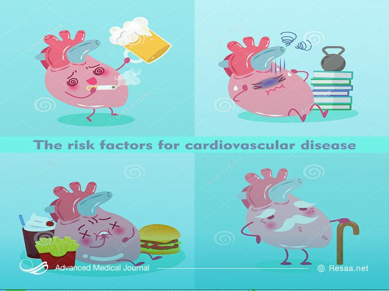 عوامل ایجاد بیماری های قلبی