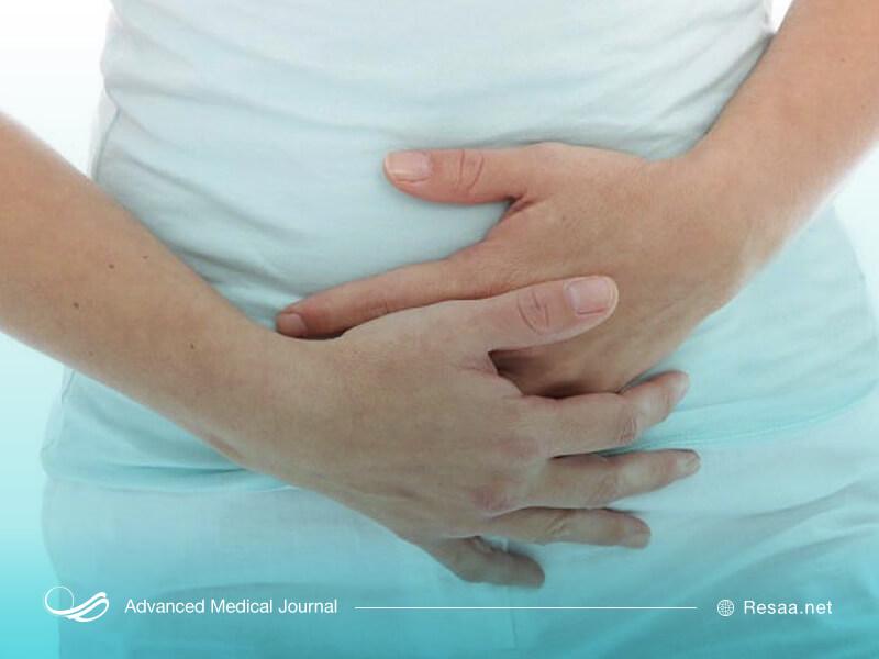 بواسیر ممکن است باعث درد در ناحیه مقعد و شکم شود.