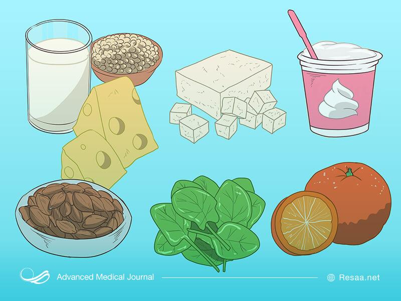 حفظ وزن طبیعی در جلوگیری از کیفوز نقش مهمی دارد.