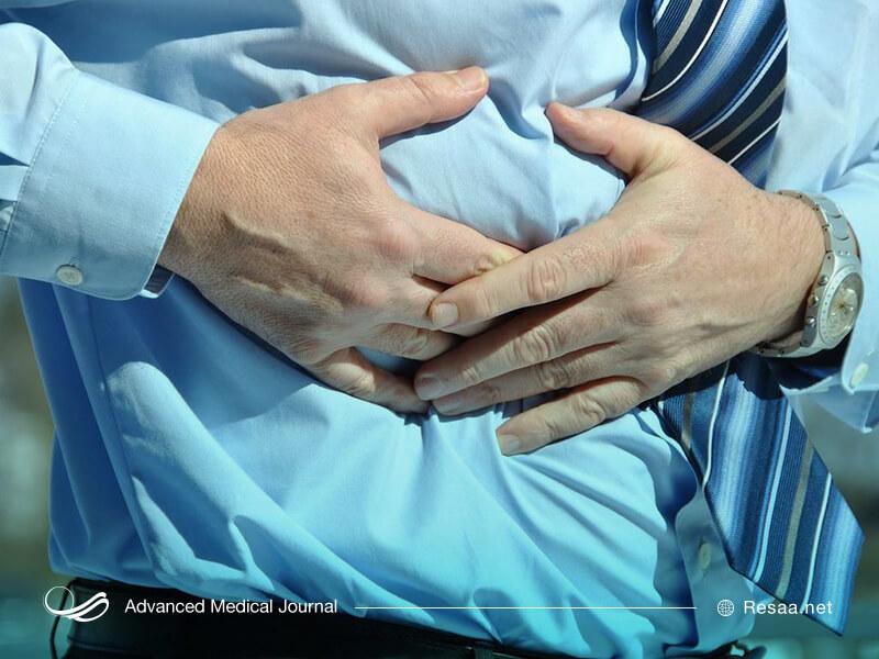 درد در ناحیه کبد