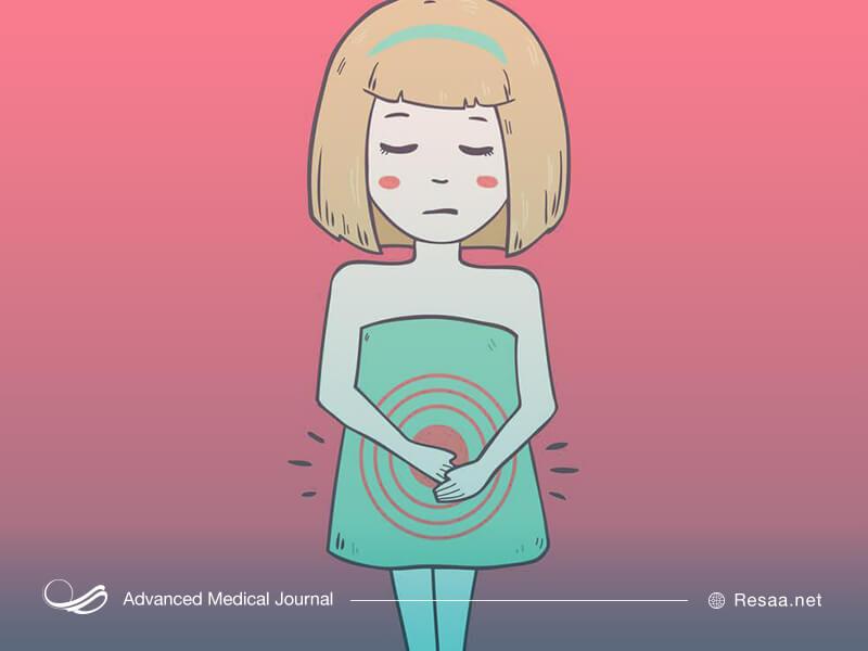 فرد در دوران پیش از قاعدگی علائمی مثل زودرنجی را تجربه میکند.