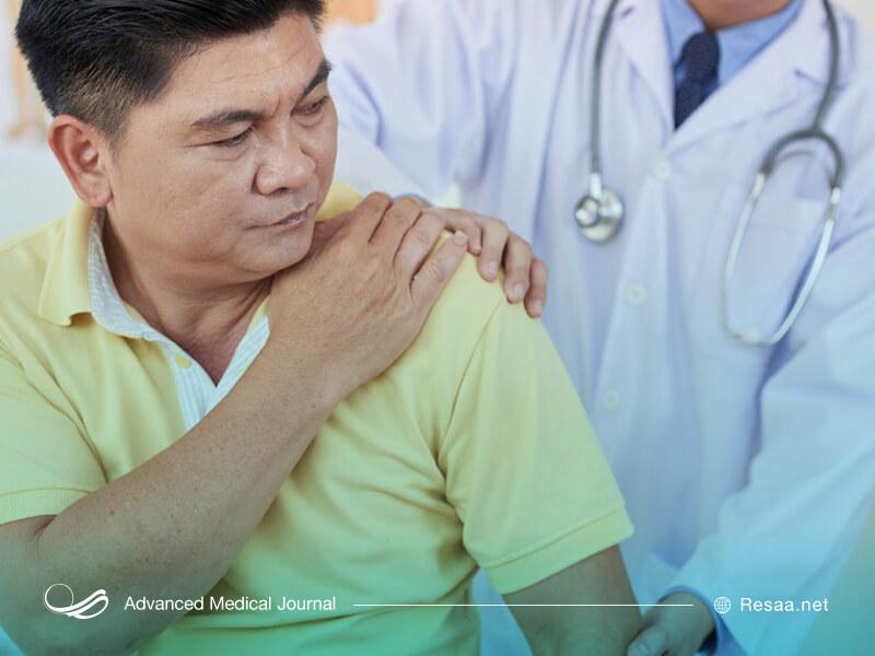 چگونه درد شانه را تشخیص دهیم