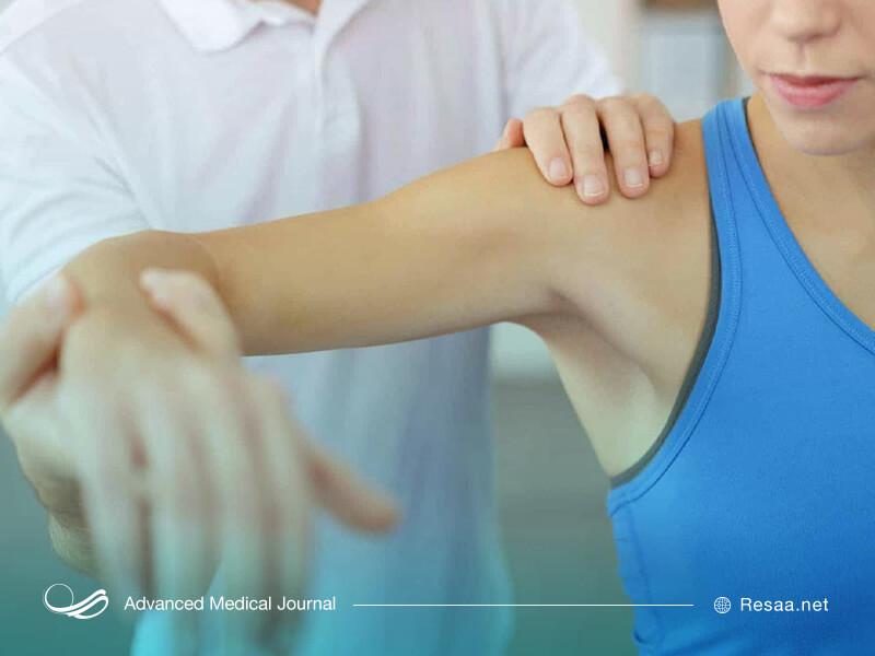 روشهای درمان درد شانه