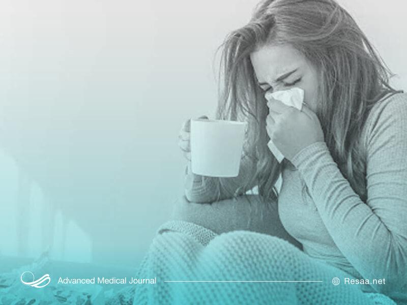برای درمان سینوزیت از محلول شستشوی آب و نمک برای بینی خود استفاده کنید.