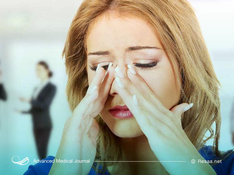 اسپری نمک میتواند برای درمان خانگی سینوزیت بکار برده شود.