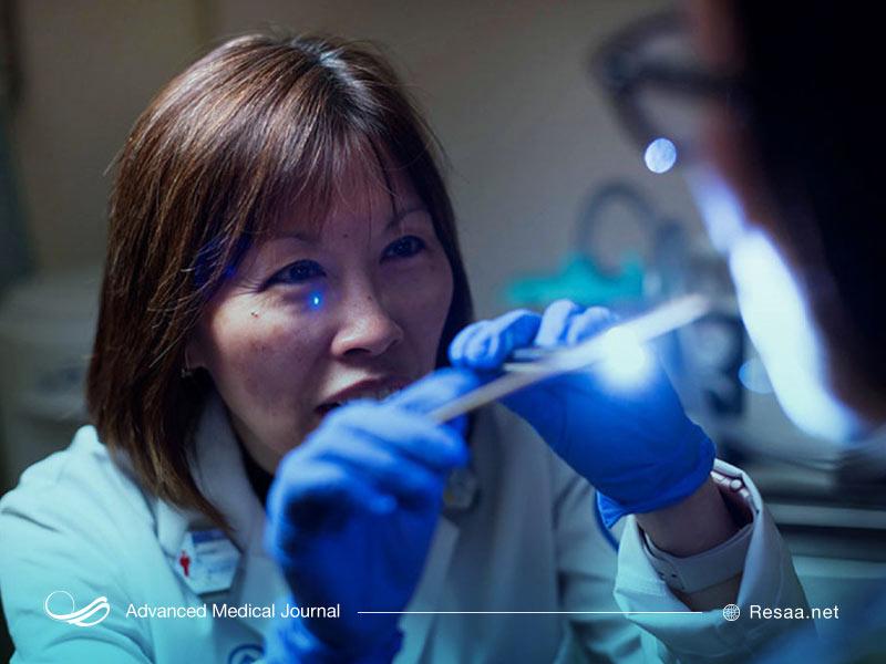 پرتو درمانی و درمان سرطان زبان