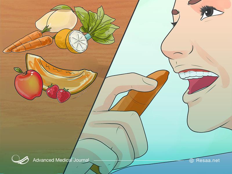 داشتن رژیم غذایی سالم برای کاهش وزن