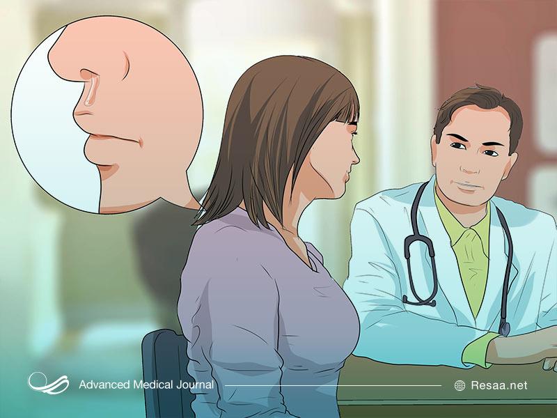 کنترل فشار خون و پیشگیری از خون دماغ
