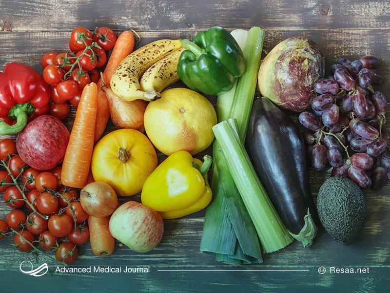 رژیم غذایی متنوع