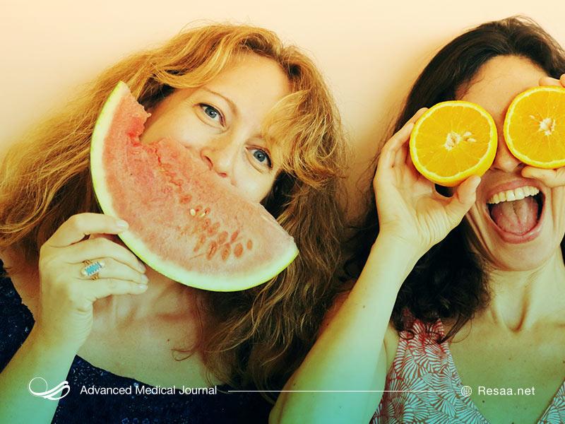 مصرف میوه و تامین انتی اکسیدانها