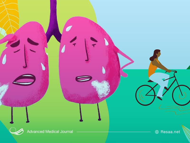 بیماری آسم چیست؟