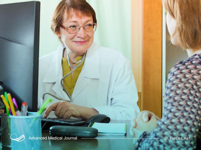 تشخیص غده بارتولین توسط پزشک