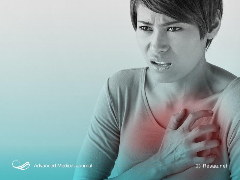درد دیواره سینه زنان