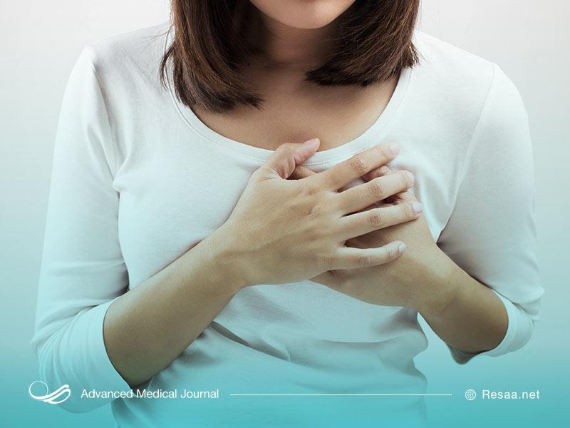 چگونه با درد پستان مقابله کنیم