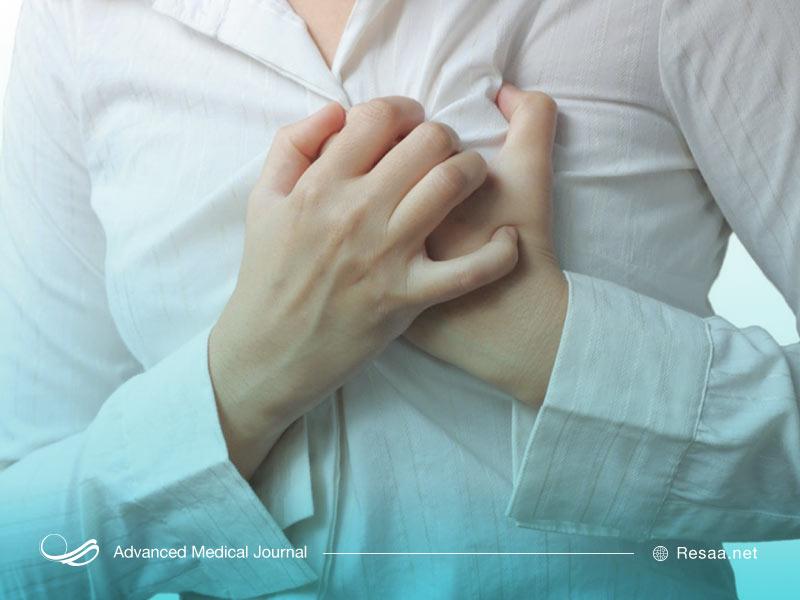 کیست پستان ممکن است دلیل درد در سینه باشد