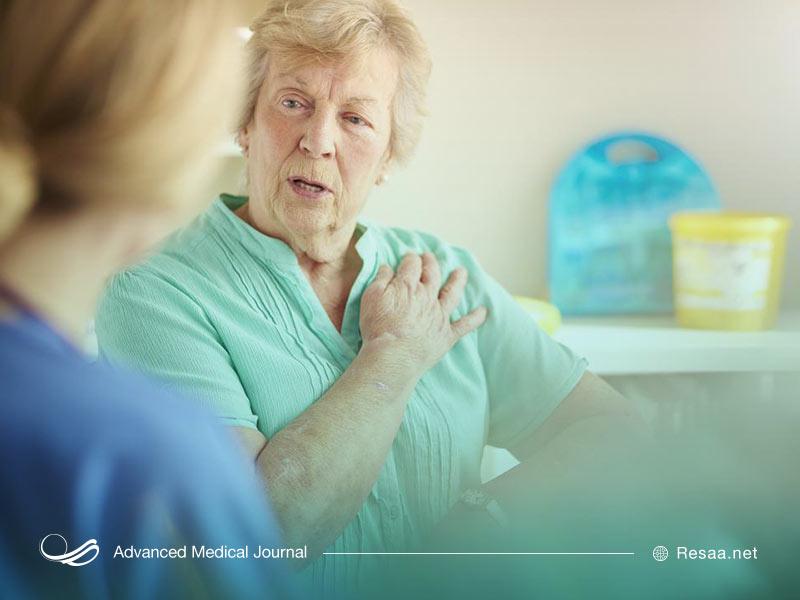 معاینه و بررسی درد پستان