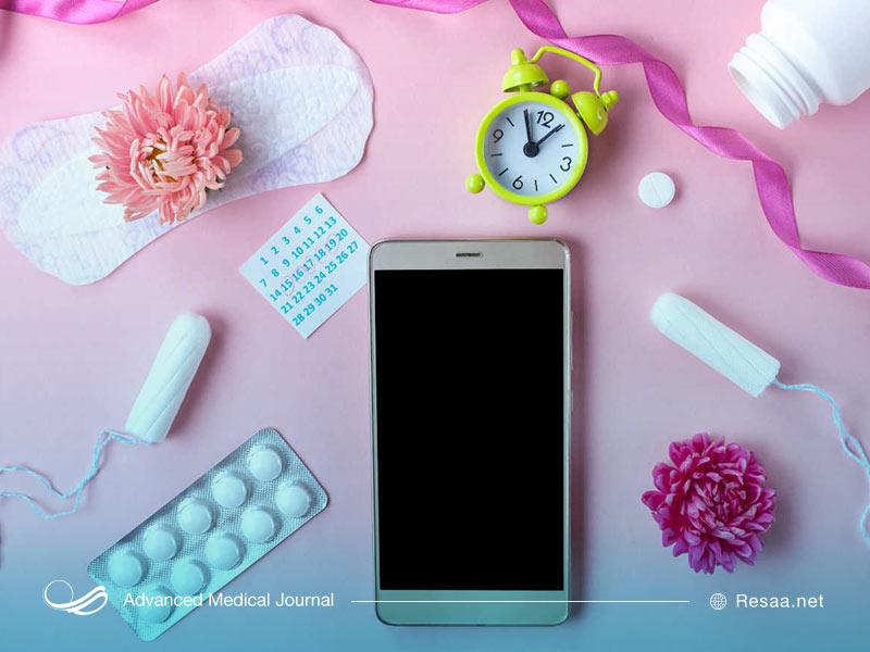 مصرف قرصهای ضد بارداری و قاعدگی نامنظم