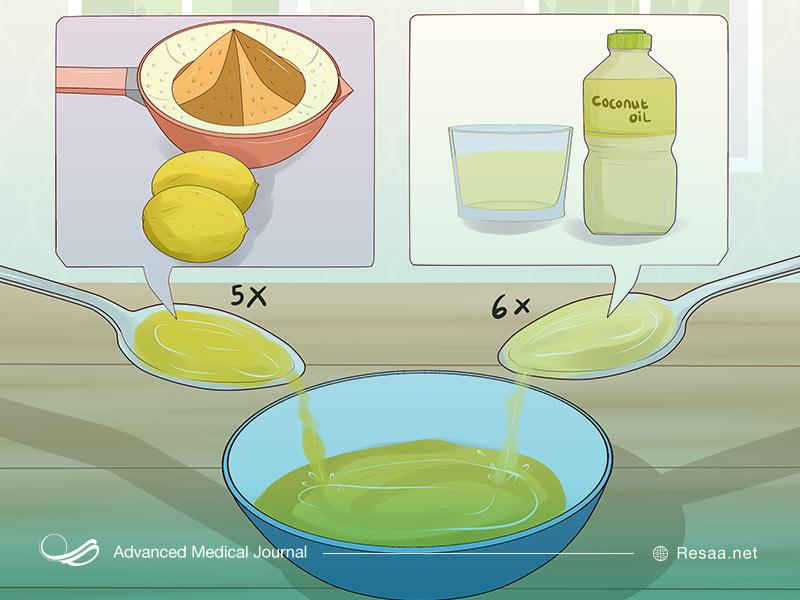 ترکیب آلوئه ورا و لیمو برای مراقبت از موها
