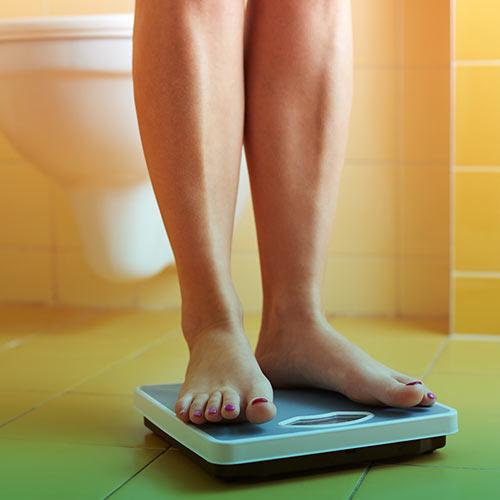 دلایل کاهش وزن سریع و ناخواسته