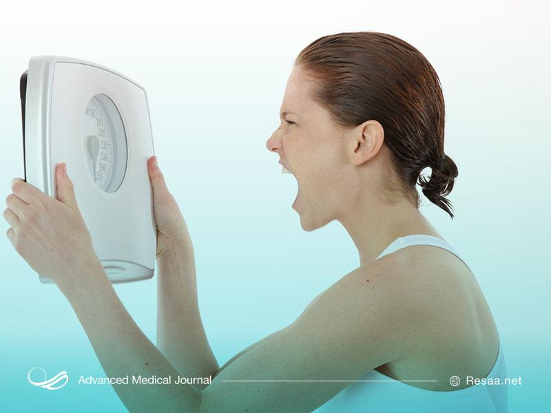 عوارض روحی کاهش وزن سریع