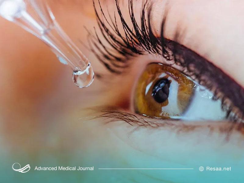 مراقبت از چشمها و پیشگیری از اب مروارید