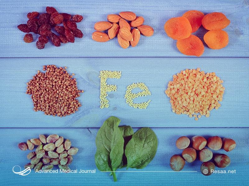 با یک رزیم غذایی سالم میتوانید از کم خونی پیشگیری کنید