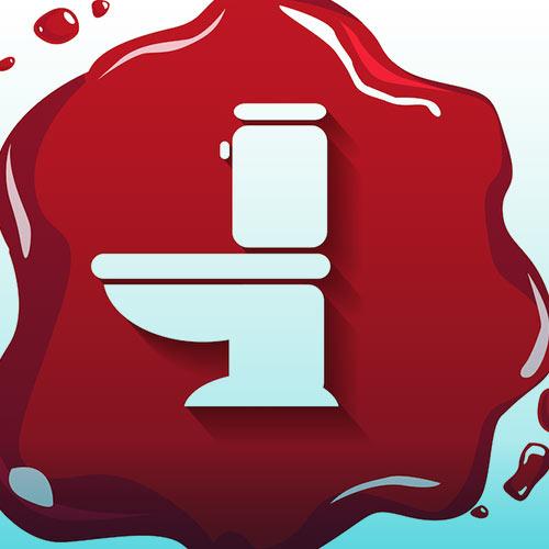 علت وجود خون در مدفوع