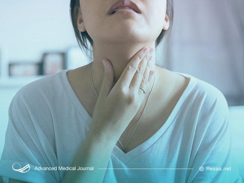 بیماری گواتر را بشناسیم