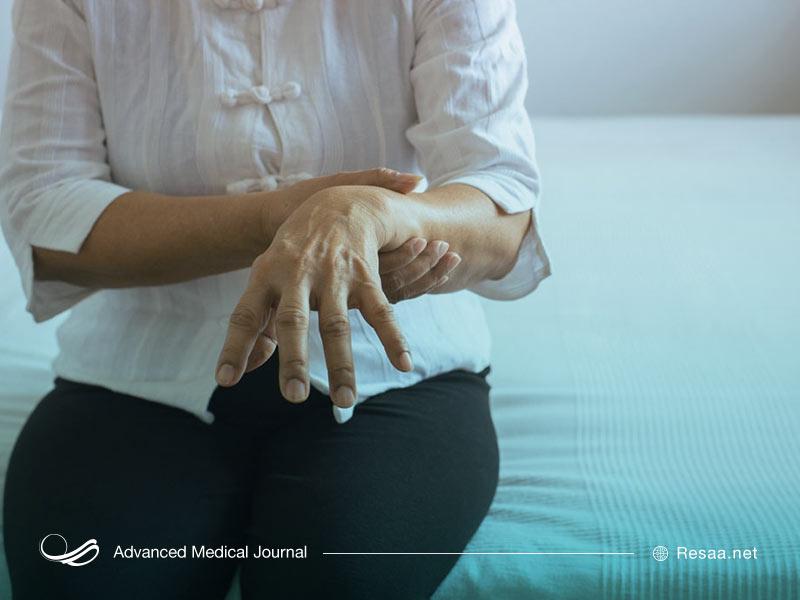 بیماری لرزش دست