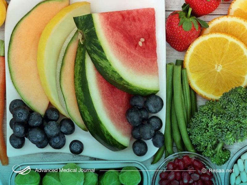 رژیم غذایی در کنترل یرقان تاثیر دارد
