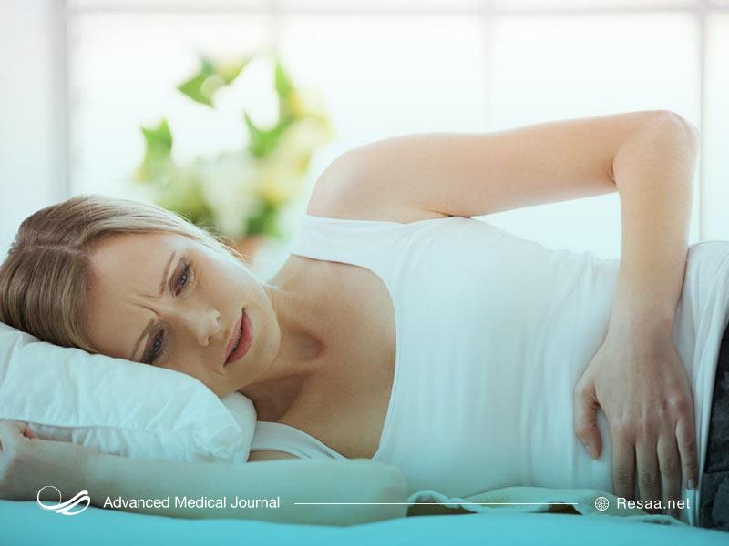درد در ناحیه پایین شکم میتواند نشانه ای از عفونت التهابی باشد