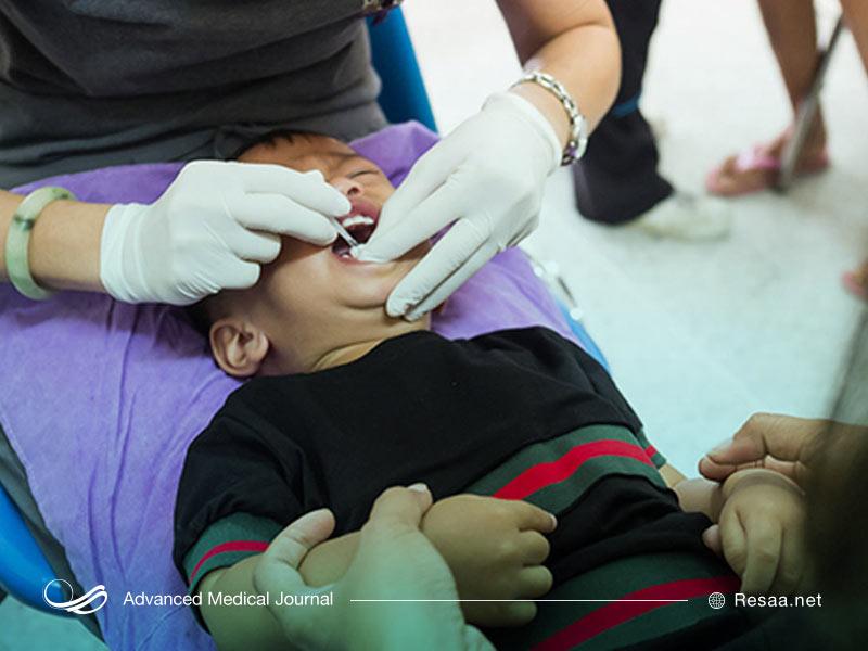 تلاش سازمان جهانی بهداشت برای ریشه کنی فلج اطفال