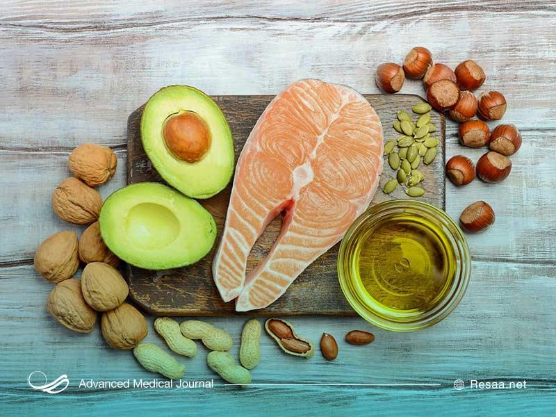 مصرف غذاهای سالم
