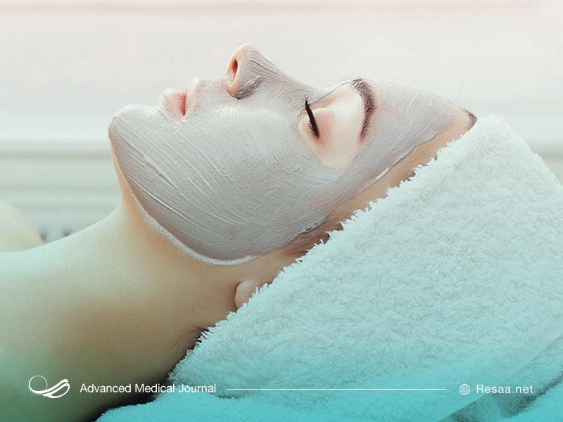ماسک های مراقبت از پوست