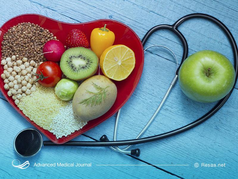 رژیم غذایی رابطه نزدیکی با کلسترول دارد